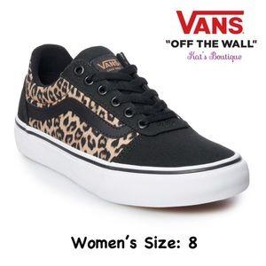 Vans Ward DX Women's Skate Shoes, Size: 8